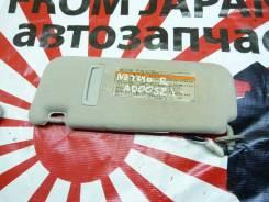 Козырек солнцезащитный правый Toyota