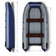 Лодка Флагман 380 К (катамаран)