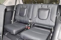 Третий ряд сидений Lexus GX460 Prado 150