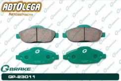 Колодки тормозные перед. G-brake Peugeot 3008 / 308CC / 308SW / 5008