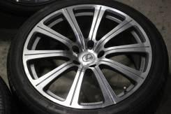Кованные Японские диски Tan-ei-sya Lexus R20 5*120 8.5/9.5J ET35/40