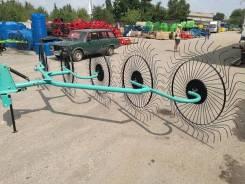 Грабли-ворошилки 3.3м (5 колёс) Россия