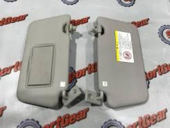 Козырек солнцезащитный ПАРА Nissan Latio/Versa N17 2012г №84