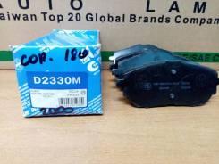 Продам передние колодки Kashiyama D2330M Toyota Corolla 180