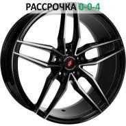 Колесный диск IFG37 8.5x19/5x108 D63.3 ET45 Black_machined Inforged