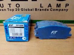 Продам передние колодки FiT FP1005 Lexus RX330