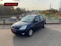 Аренда Ford Fiesta 2008 темно-синий механика