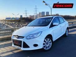 Аренда Ford Focus III 2012 белый механика