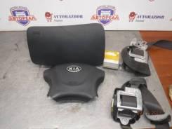 Подушка безопасности Kia Sportage 2 2009 G4GC
