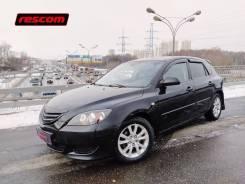 Аренда Mazda 3 2006 Черный автомат