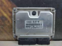 Блок управления двигателем Audi A8 2004 [4E0907560] D3 BFM