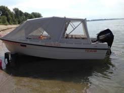 Финская моторная лодка Terhi 445 cc
