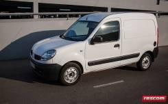 Аренда Renault Kangoo 2007 белый механика