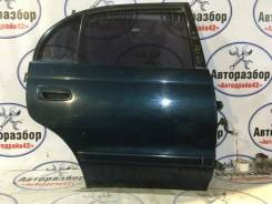 Дверь боковая Toyota Corona 1992 [6700320650] CT195 2C, задняя правая