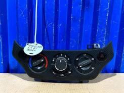 Блок управления печкой Chevrolet Aveo 2006 [96650498] T250 1.4 F14D3