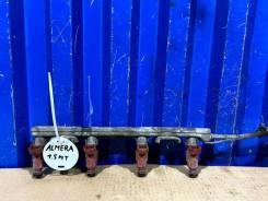 Рампа топливная Nissan Almera 2004 [166009F600] N16 1.5 QG15DE