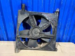 Вентилятор радиатора Daewoo Nexia 2006 [96144965] N100 1.5 A15MF