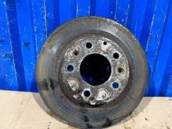 Тормозной диск Mazda 6 2007 [N12326251A] GH 1.8 L813, задний