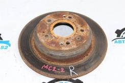 Тормозной диск Honda Accord 2002-2007 [42510SZ3J00], левый задний