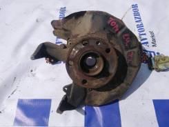 Кулак Volkswagen Polo 2011 [6Q0407255AC] CFNA, передний левый