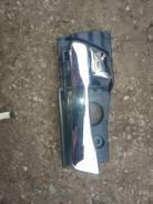 Ручка двери внутренняя Hyundai Solaris 2013 [836201R010CR] Хэтчбэк G4FA, задняя правая