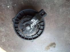 Моторчик отопителя Hyundai Solaris 2013 [971114L000] Хэтчбэк G4FA