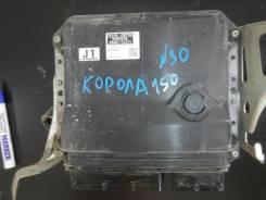 Блок управления двигателем Toyota Corolla 2011 [8966112J11] 151 150 E15 1ZR