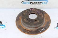Диск тормозной Nissan Teana 2003-2007 [432069Y000], левый задний
