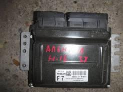 Блок управления двигателем Nissan Almera 2006 N16 QG15