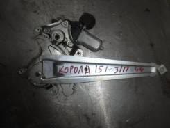 Стеклоподъемник Toyota Corolla Акпп 2013 [8572035140] 151 150 E15 1ZR, задний правый