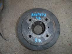 Тормозной барабан Nissan Almera Classic 2007 [4320095F0C] QG16, задний левый