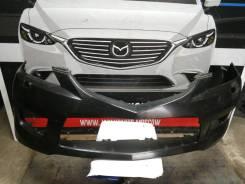 Бампер Mazda 5 2.0, передний