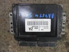 Блок управления двигателем Chevrolet Lacetti 2008 [96422396] Универсал F16D3