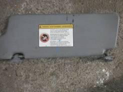 Козырек солнцезащитный Chevrolet Lacetti 2008 [96428845] Универсал F16D3, правый