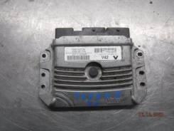 Блок управления двигателем Nissan Terrano 2014 [237101414R] F4R