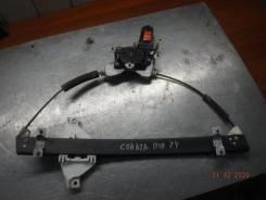 Стеклоподъемник Hyundai Sonata 2005 [8240438011] G4JP, передний правый