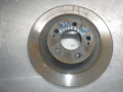 Тормозной диск Mitsubishi Outlander 3 Gf 2014 [4615A125] 4B11, задний левый