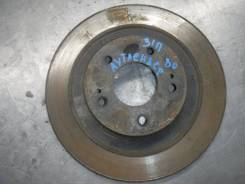 Тормозной диск Mitsubishi Outlander 3 Gf 2014 [4615A125] 4B11, задний правый