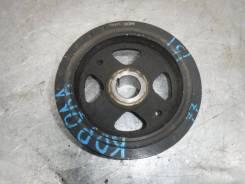Шкив коленвала Toyota Corolla 2012 [1347037020] 151 150 E15 1ZR