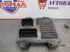 Блок управления двигателем Opel Meriva 2012 [12647212] A14NET