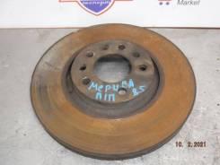 Тормозной диск Opel Meriva 2012 [9194477] A14NET, передний правый