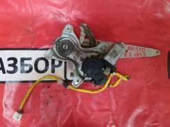 Стеклоподъемный механизм Toyota Aristo [8572030290] JZS160, задний правый