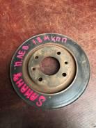 Тормозной диск Iran Khodro Samand 1.8, передний