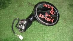 Зеркало Suzuki Alto Lapin 2002 HE21S K6A, переднее правое