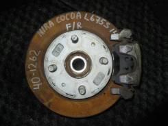 Ступица Daihatsu Mira Cocoa L675S KFVE, передняя правая