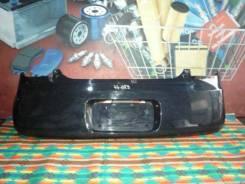Бампер Suzuki Alto Lapin HE22S K6A, задний