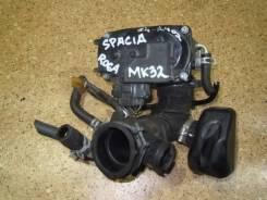 Блок дроссельной заслонки Suzuki Spacia MK32S R06A
