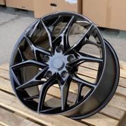 "New! 20"" 5x150 Khann Gloss Black (#WheelMag)"