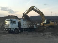 Самосвалы в Амурске от 5 до 30 тонн Песок Оскол Щебень Земля