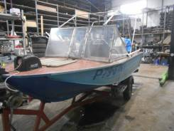Лодка Южанка 2 + honda BF30 + телега